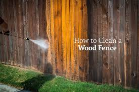 How To Clean A Wood Fence Rustic Fence Fence Company Serving Dallas Fort Worth
