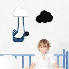 2020 Cute Wooden Cloud Hook For Kids Room Wall Mounted Clothes Bag Robe Rack Eco Friendly Hanger Bathroom Living Room Decor From Lihualin033 4 78 Dhgate Com