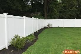 Vinyl Fence Nj Fence Installation