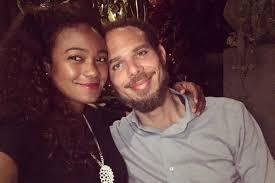 tatyana ali and husband vaughn rasberry