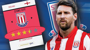 LIONEL MESSI STOKE CITY CHALLENGE | FIFA 20 Career Mode - YouTube