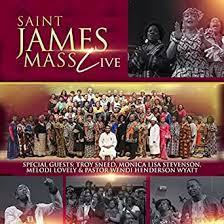 What A Place (feat. Pastor Wendi Henderson Wyatt) [Live] by Saint James  Mass on Amazon Music - Amazon.com