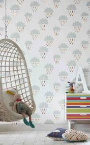 april showers wallpaper kids room