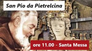San Pio da Pietrelcina (f) - Santa Messa #23.09.2020 - YouTube