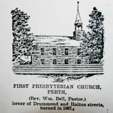 presbyterian families of perth area
