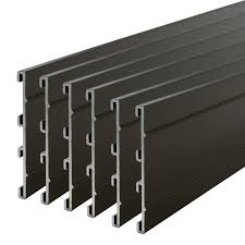 Find Tuff Edge 2m Olive Powder Coated Aluminium Garden Edge 6 Pack At Bunnings Warehouse Visit Your Local Store For T Powder Coating Garden Edging Aluminium