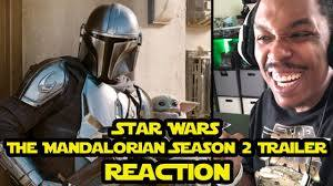 Mandalorian Season 2 Trailer Reaction ...
