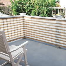 Deck Privacy Screen Fabric Design And Ideas