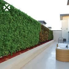 China Artificial Green Fence Wedding Art Foliage Backdrop Simulation Grass Wall Decor China Artificial Grass And Wall Grass Price