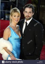 Poppy Montgomery and Adam Kaufman arrives at the People's Choice ...