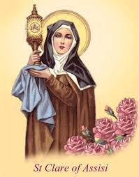 St. Clare of Assisi – TOM PERNA