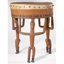 african drum table lot 759 the