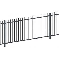 China 100 Original Dog Proof A Wrought Iron Fence Wrought Iron Fence Panels Yeson Factory And Manufacturers Yeson