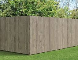 Along With Mixed Materials Fences That Mix Colors Make It On Our List This Year A In 2020 Fence Styles Outdoor Essentials Wood Fence