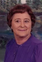 Obituaries Search for Myrtle Evans
