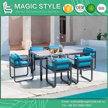 china outdoor dining chair with cushion