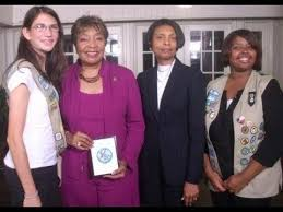 Avoice in Action with Rep. Eddie Bernice Johnson (TX) - YouTube