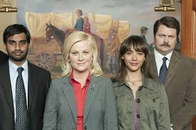 Parks and Recreation' reunion: Amy ...