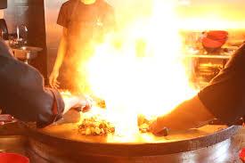 bonfire mogolian