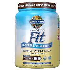 raw organic fit weight loss protein
