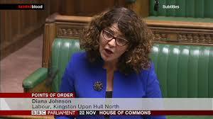 House of Commons : Diana Johnson MP - 22nd November 2017 - YouTube