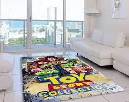 Toy Story Rug Etsy