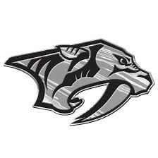 Nashville Predators Ce Silver Chrome Colored Raised Auto Emblem Decal Nhl Hockey 681620795165 Ebay