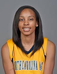 Debbie Smith - 2014-15 - Women's Basketball - North Carolina A&T
