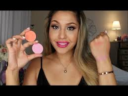 makeup geek blushes w swatches you