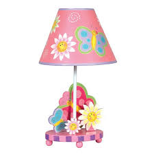 Playful Furniture Toys Butterfly Lamp Table Lamp Childrens Lamps
