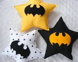 Batman Room Decor Etsy