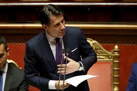 Covid-19, Conte porta in Parlamento la proroga dello stato di ...