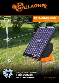 Gallagher Catalogue Eng By Gallagher Europe Issuu