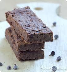 fudge brownie chocolate protein bars