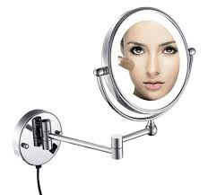lighted makeup mirrors sanliv