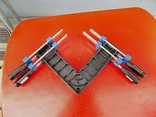 Rockler Universal Fence Clamps With Clamp It Square
