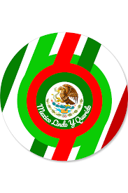 Mexico Sticker Mexico Decal Mexican Coat Of Arms Colorful Sticker Laptop Sticker Decals Stickers Mexico Mexican Eagle In 2020 Mexican Eagle Stickers Laptop Stickers