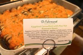 vegan eggplant cannelloni recipe