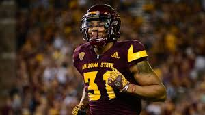 Arizona State safety Marcus Ball retires from football due to seizures