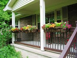 Best Railing Planters Ideas Mile Sto Style Decorations