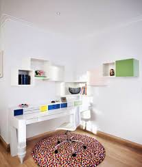 101 home offices with an area rug photos
