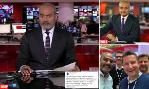 George Alagiah returns to News at Six ...