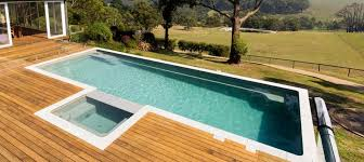 are fibreglass infinity pools possible