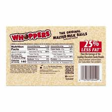 original whoppers malted milk