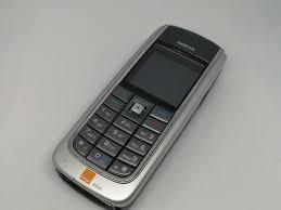 Nokia 6020 Review - A Cut-Down Version ...