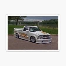 Chevrolet S10 Stickers Redbubble