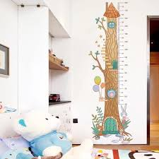 Height Chart Wall Decals Height Chart Kids Kids Room Wallpaper Height Chart