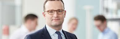 Jens Spahn ist neuer Bundesminister für Gesundheit
