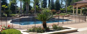 Temporary Removable Pool Fencing In Reedley Child Safe Lifetime Warranty