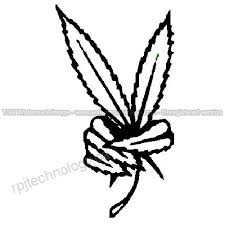 Weed Leaf Peace Sign Die Cut Vinyl Car Decal Window Sticker Patio Lawn Garden B016no03o4